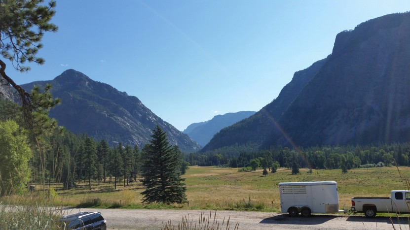Pine River Trailhead